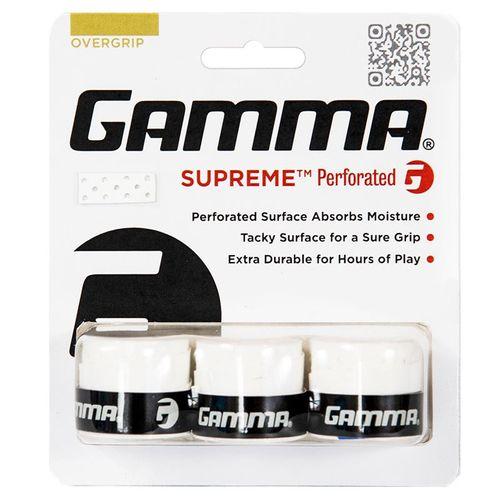 Gamma Supreme Perforated Overgrip