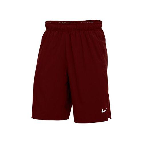 Nike Flex Woven 2.0 Short Mens Dark Maroon/White AQ3495 669