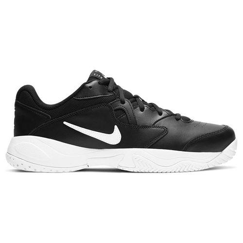 Nike Court Lite 2 Mens Tennis Shoe Black/White AR8836 005