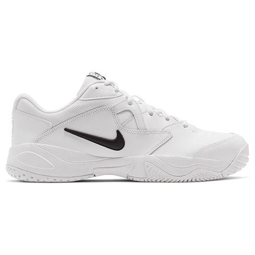 Nike Court Lite 2 Mens Tennis Shoe - White/Black