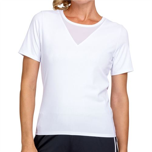 Tail Core Valley Top Womens Chalk AX2765 120X