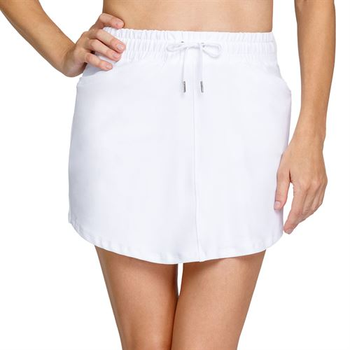 Tail Core Constance 16 inch Skirt Womens Chalk AX6177 120X