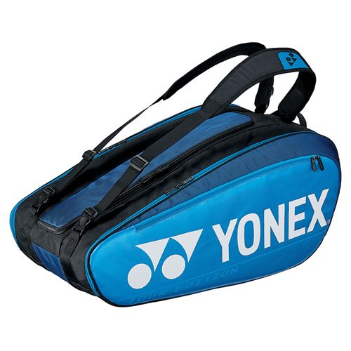 Yonex Pro Racquet 12 Pack Tennis Bag - Blue