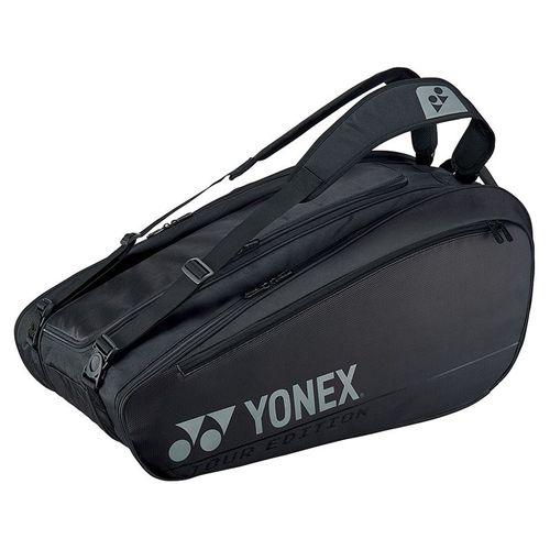 Yonex Pro Racquet 9 Pack Tennis Bag - Black