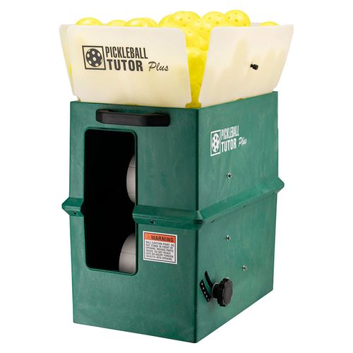 Pickleball Tutor Plus w/ Battery Machine