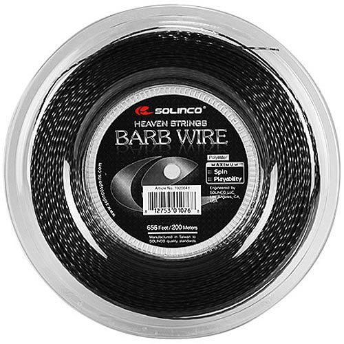 Solinco Barb Wire 17 660 ft. Reel