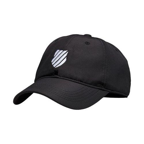 K-Swiss Court Hat - Black/White