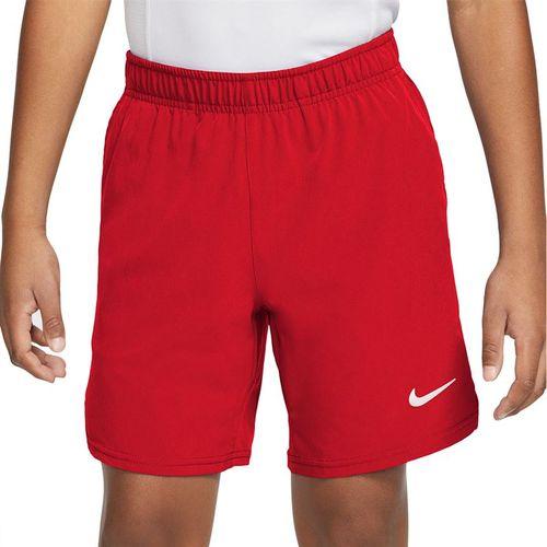 Nike Court Boys Flex Ace Short University Red/White CI9409 657