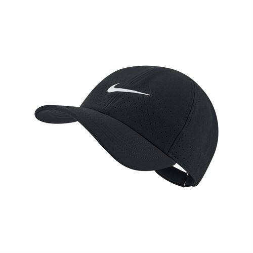 Nike Court Advantage Hat - Black/White