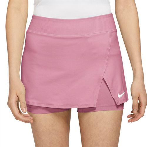 Nike Court Victory Tall Skirt Womens Elemental Pink/White CV4729 698T