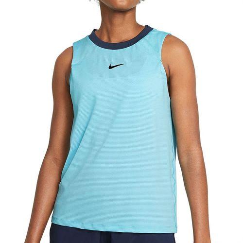 Nike Court Advantage Tank Womens COPA/Obsidian/Black CV4761 482