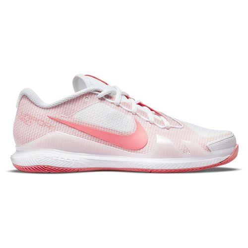Nike Court Air Zoom Vapor Pro Womens Tennis Shoe White/Pink Salt CZ0222 106