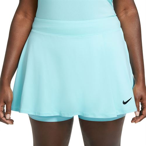 Nike Court Victory Skirt Plus Size Womens COPA/Black DB6604 482