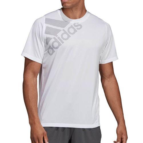 adidas Sport Graphic Tee - White