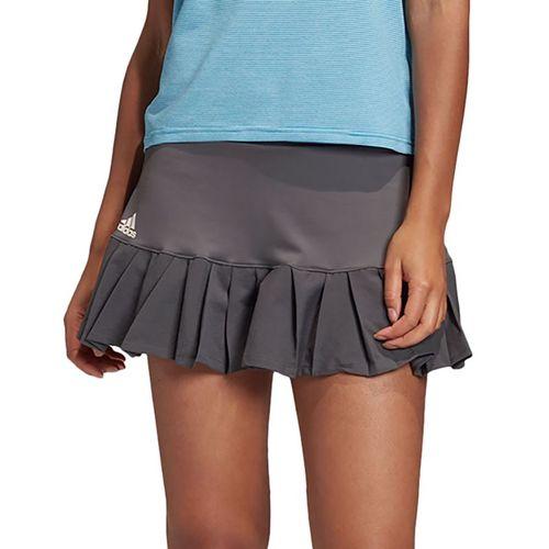 adidas Primeblue Skirt Womens Grey Six/Sharp Blue FK0769