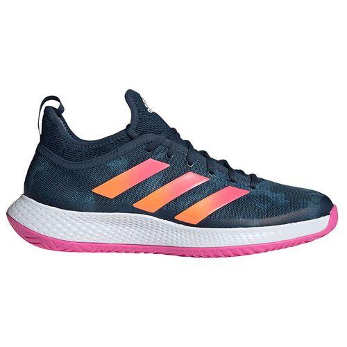 adidas Defiant Generation Mens Tennis Shoe Crew Navy/Screaming Pink/Screaming Orange FX7750
