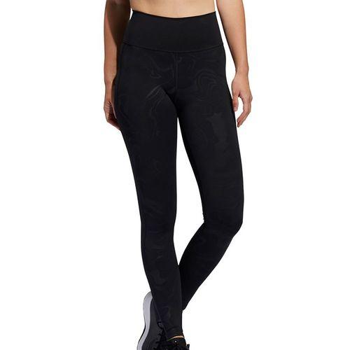 adidas Glam On Legging Womens Black GD1486
