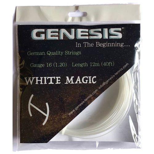 Genesis White Magic 16G Tennis String