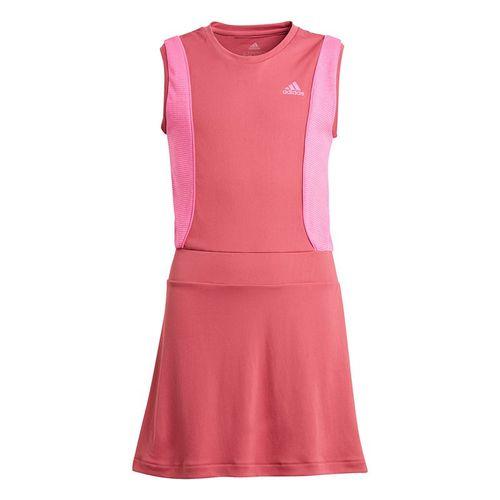 adidas Girls Pop Up Dress Wild Pink/Screaming Pink GK3013
