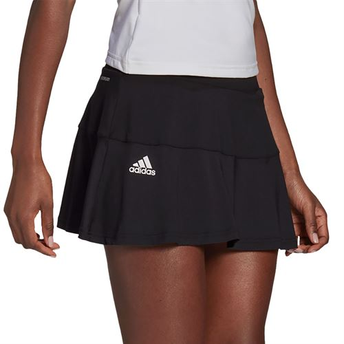 adidas Match Skirt Womens Black/White GL6203