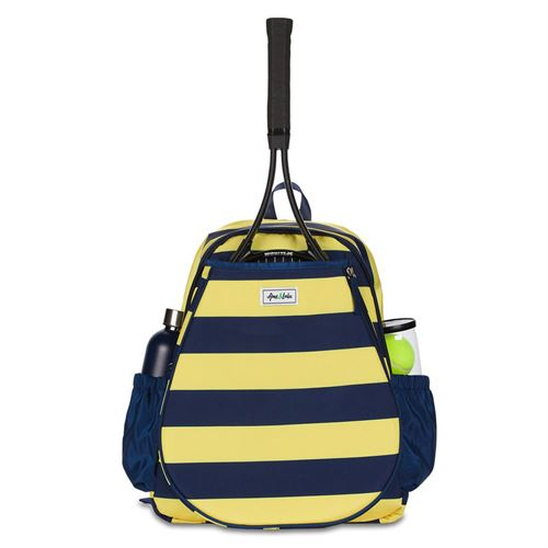 Ame and Lulu Game On Tennis Backpack Yellow