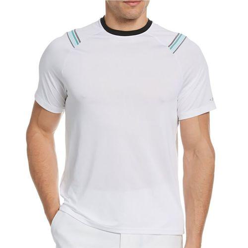 Grand Slam Raglan Crew Shirt Mens Bright White GSKSB037 100