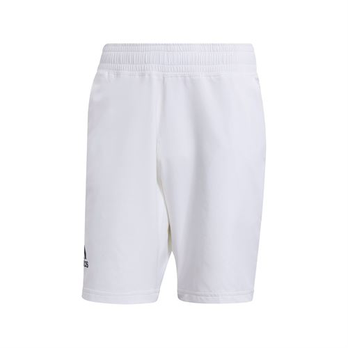 adidas Ergo 9 inch Short Mens White/Crew Navy GU0760