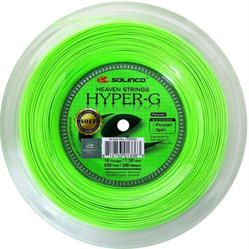 Solinco Hyper-G SOFT 16 (1.30) REEL
