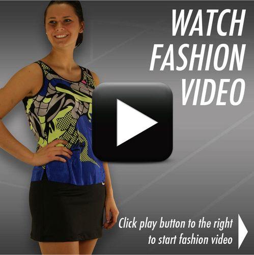 Jamie Sadock Spring 2014 Video Jamie Sadock Golf and Tennis Spring 2014 apparel lines at Midwest Sports.