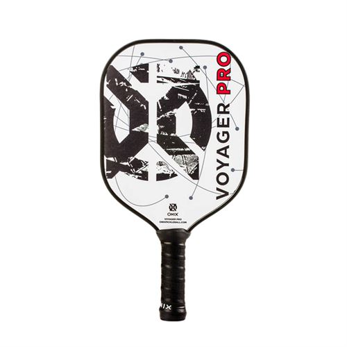 Onix Voyager Pro Pickleball Paddle - White