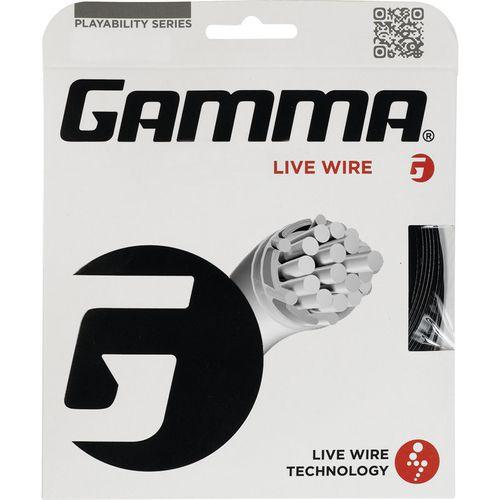 Gamma Live Wire 17G Tennis String