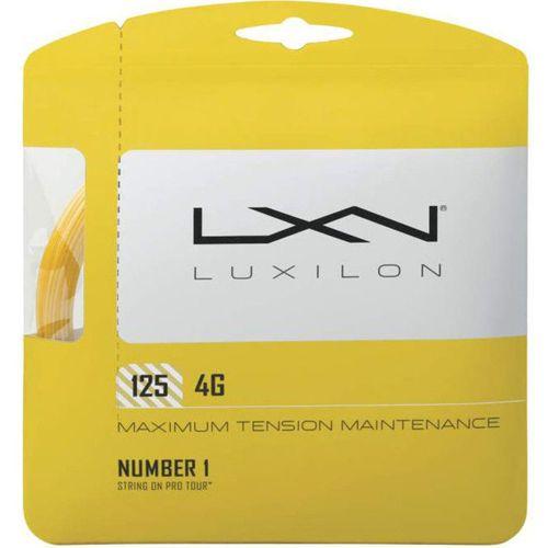 Luxilon 4G 125 Tennis String