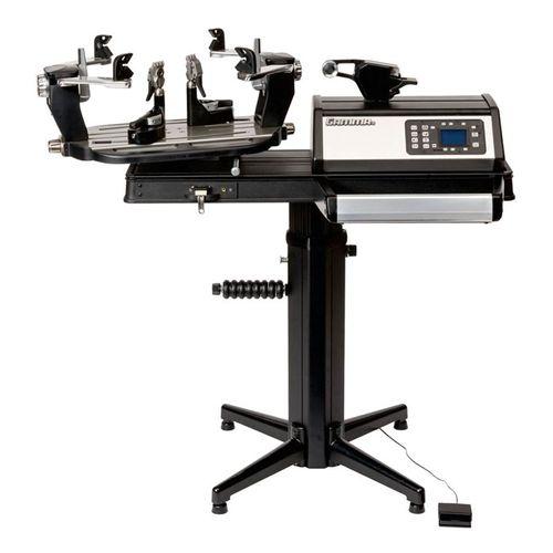 Gamma 8900 ELS Tennis Stringing Machine (6 Point SC Mounting)