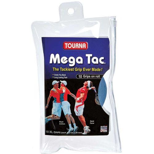 Tourna Mega Tac OverGrip (10 Pack)
