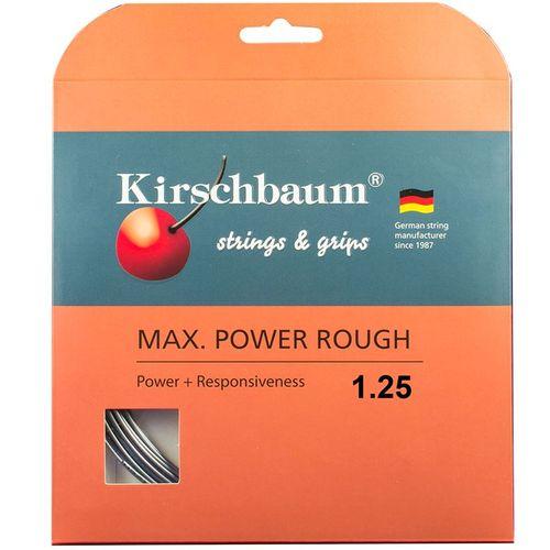 Kirschbaum Max Power Rough 17G (1.25mm) Tennis String