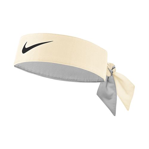Nike Tennis Headband - Milk/Black