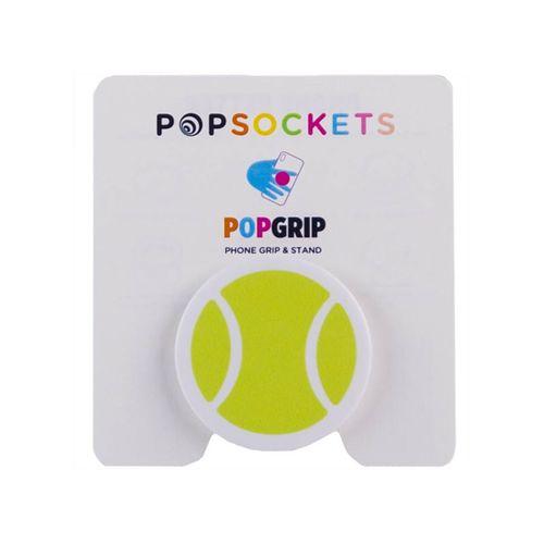 Pop Socket Grip Tennis Ball Imprint