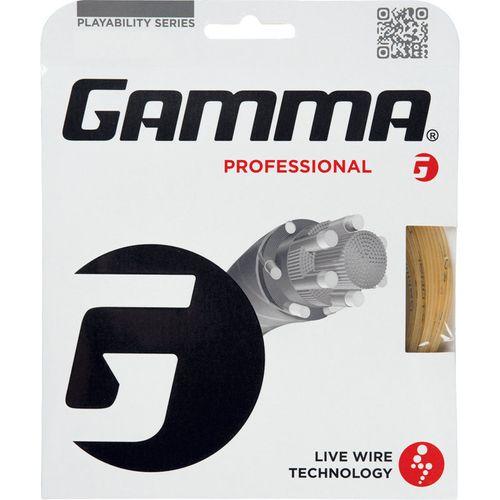 Gamma Live Wire Professional 16G Tennis String
