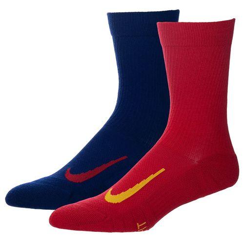 Nike Court Multiplier Cushioned Crew Sock - Multi