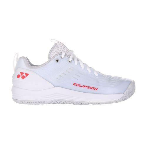 Yonex Eclipsion 3 Womens Tennis Shoe White/Silver
