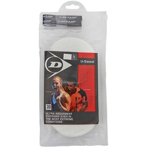 Dunlop U Sweat Tennis Overgrip 30 Pack