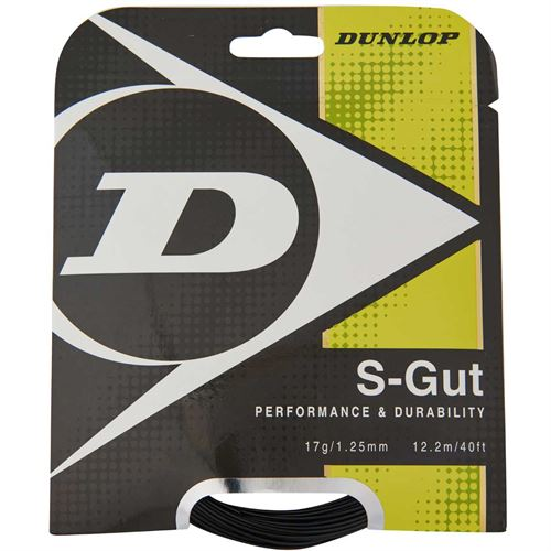 Dunlop S-GUT 17G Tennis String