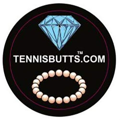 Tennis Butt Decal - Diamonds or Pearls