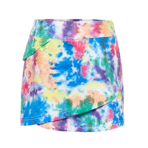 Fila Girls Tiered Skirt Tie Dye TG018397 206