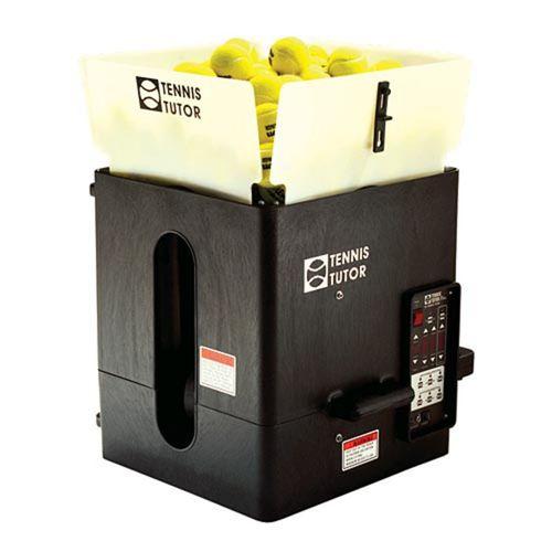 Tennis Tutor Plus Ball Machine - Player AC/DC