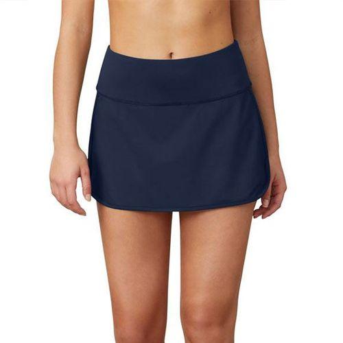 Fila Essentials Tie Break Skirt Womens Navy TW016451 412