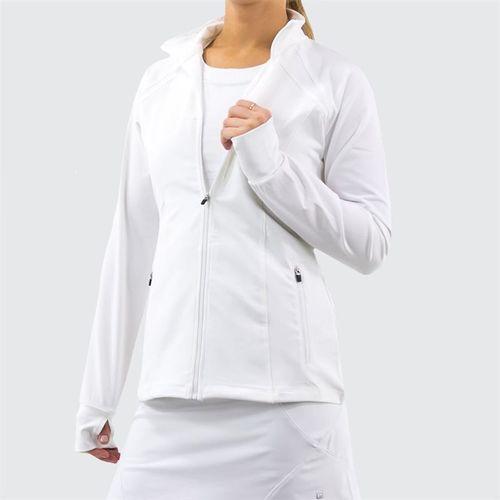 Fila Jacket Womens White TW016454 100