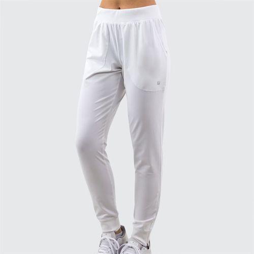 Fila Pant Womens White TW016455 100