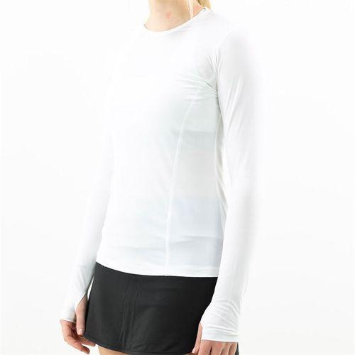 Fila UV Blocker Long Sleeve Top Womens White TW039911 100