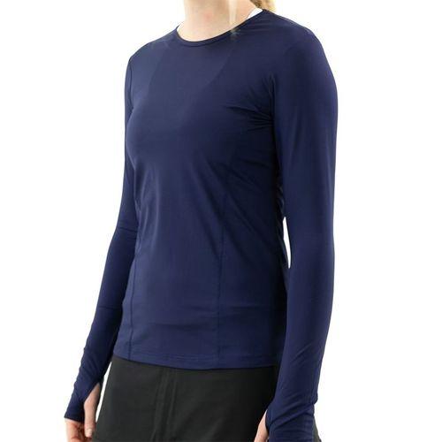 Fila UV Blocker Long Sleeve Top Womens Peacoat TW039911 412